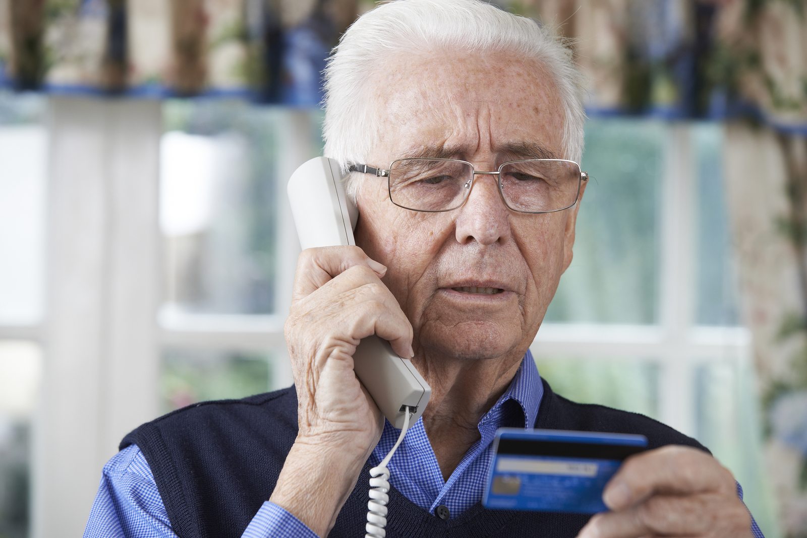 How to Safe Guard Seniors from Work-at-Home Con Artists