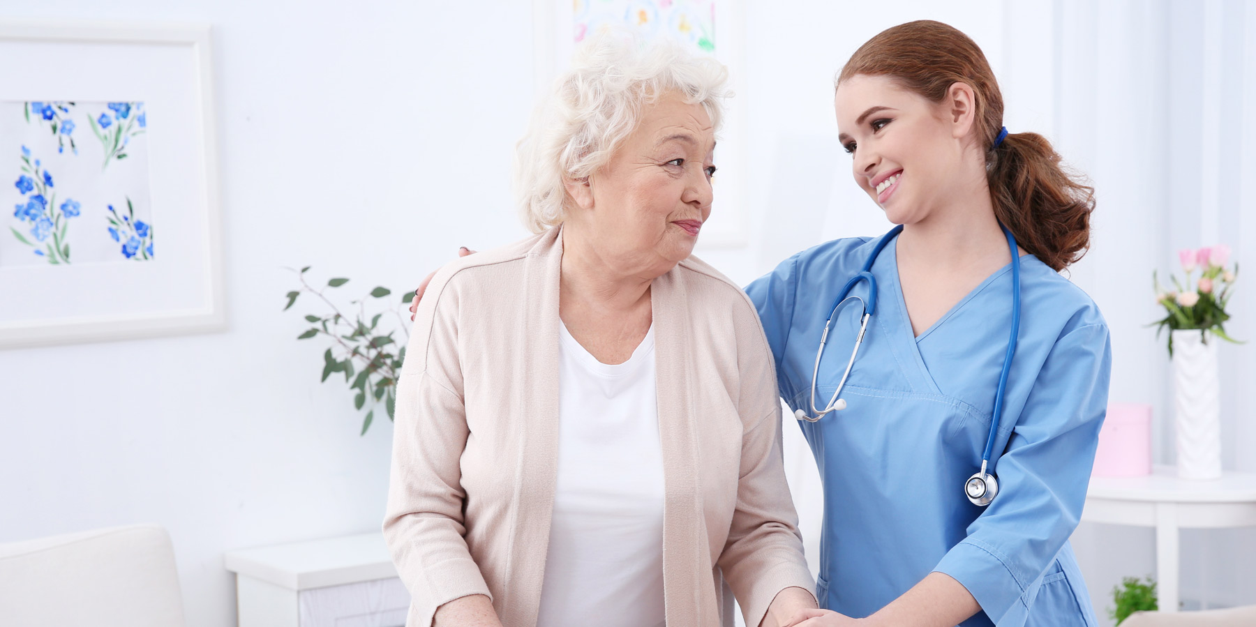 Why Choose In Home Health Care
