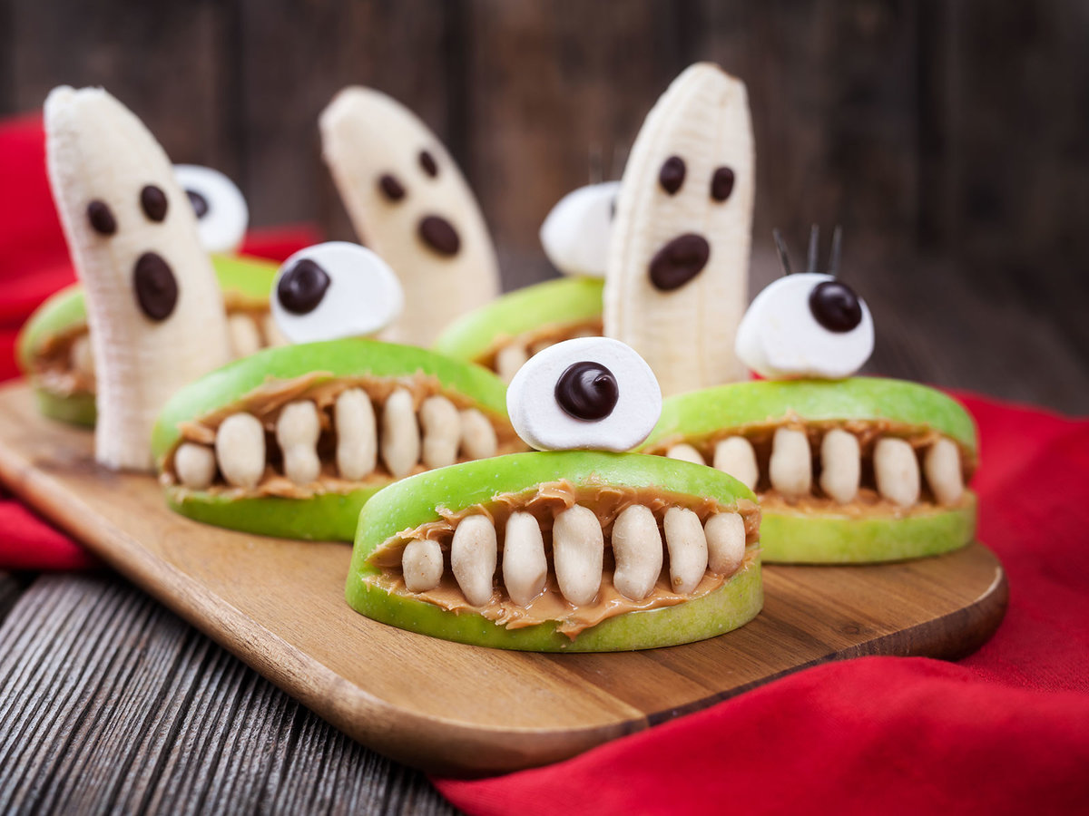 Happy Halloween Recipes for Seniors