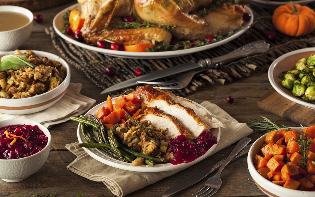 Thanksgiving Meal Tips for Seniors